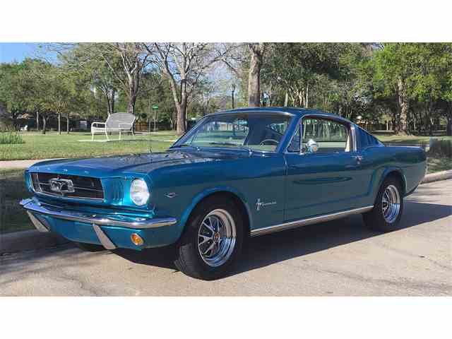 1965 Ford Mustang | 975453