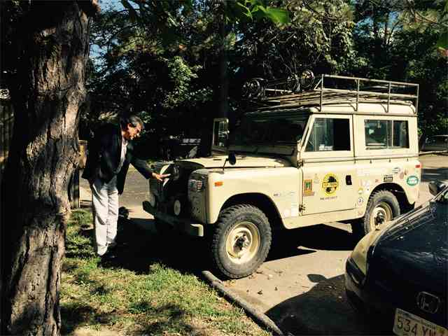 1960 Land Rover Series II 88 | 975455