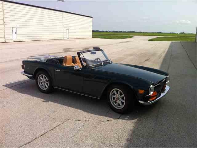1970 Triumph TR6 | 975458