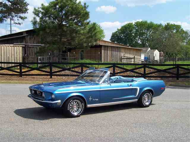 1968 Ford Mustang | 975459
