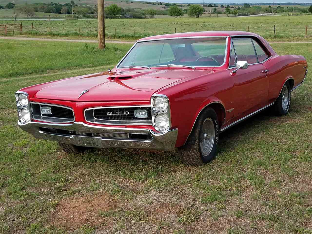 1966 pontiac gto for sale cc 975462. Black Bedroom Furniture Sets. Home Design Ideas