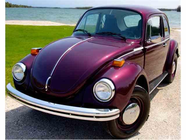 1974 Volkswagen Super Beetle | 975463