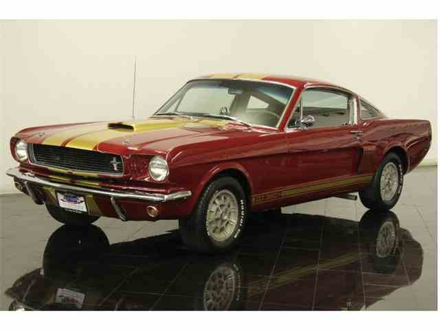 1966 Ford Mustang GT350 | 975468