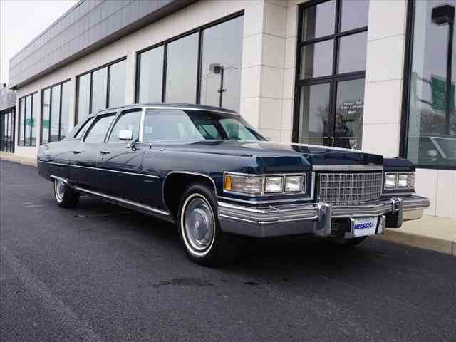 1976 Cadillac Fleetwood | 975475