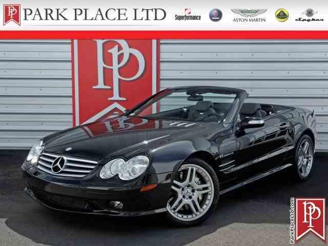 2005 Mercedes-Benz SL55 | 975483