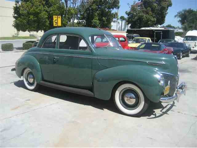 1940 Mercury Eight | 975489