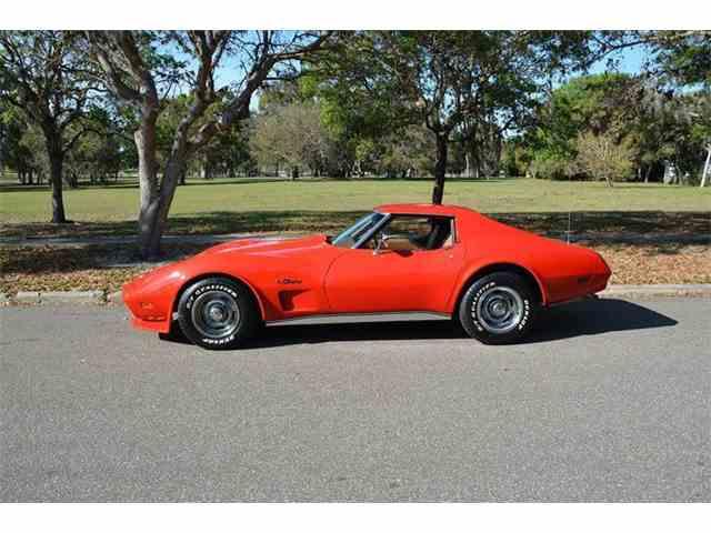 1974 Chevrolet Corvette | 975492