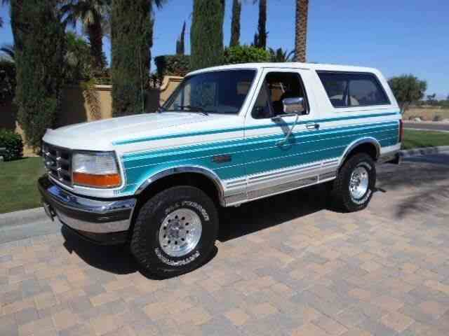 1993 Ford Bronco   975496