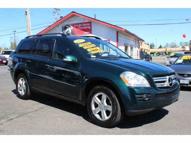 2007 Mercedes-Benz GL450 | 975497