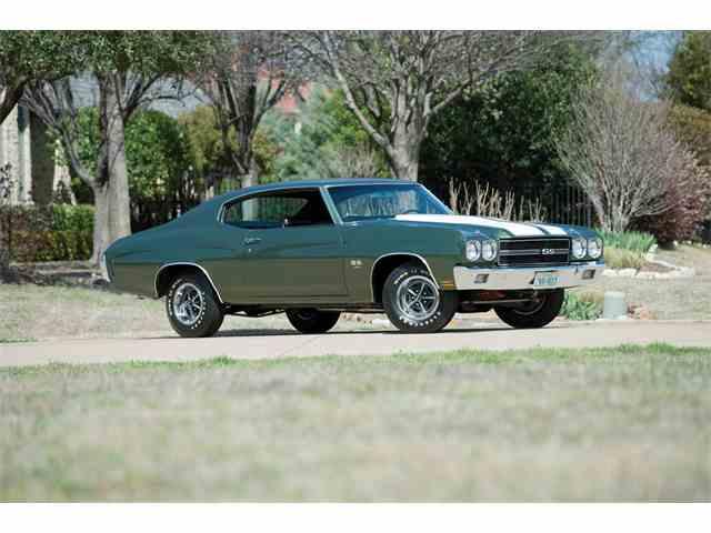 1970 Chevrolet Chevelle SS | 970055