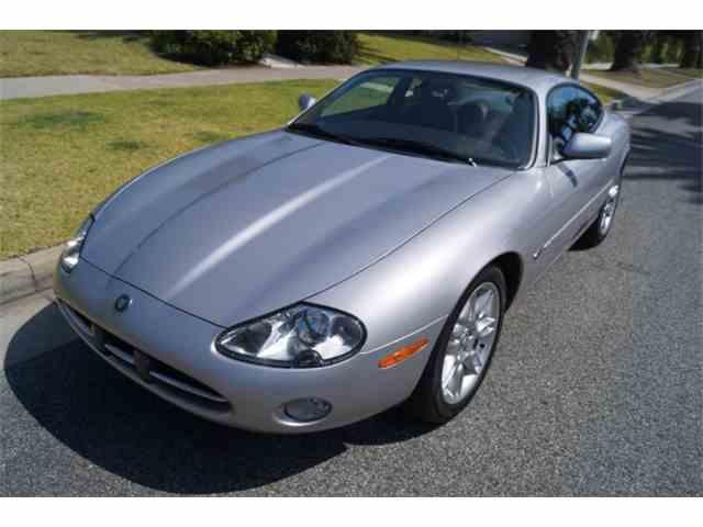 2002 Jaguar XK | 975504