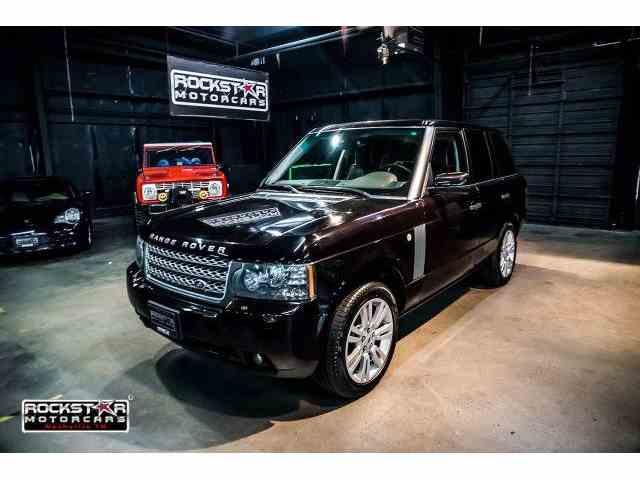 2010 Land Rover Range Rover | 975505