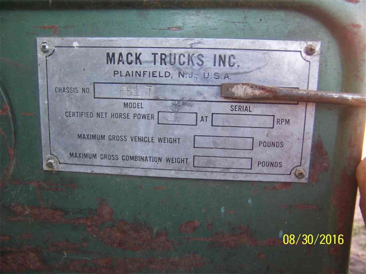 1957 Mack B61 Truck for Sale | ClassicCars.com | CC-975508