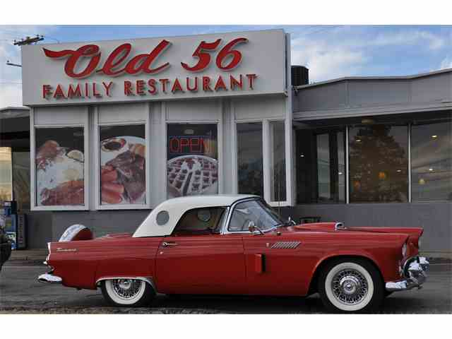 1956 Ford Thunderbird | 975512