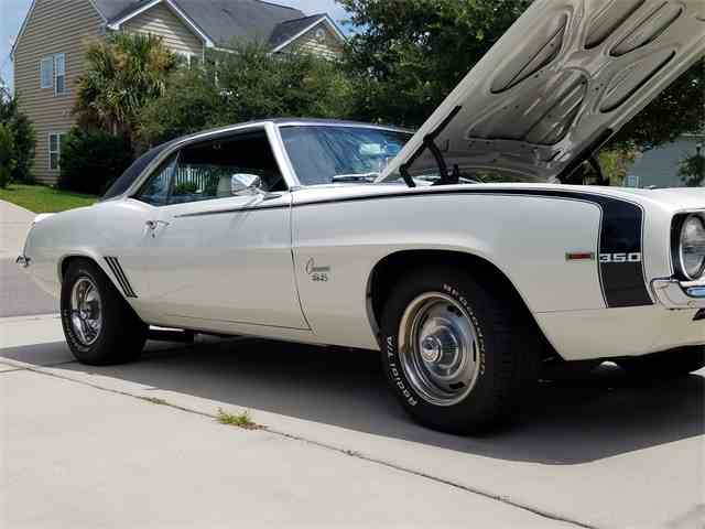 1969 Chevrolet Camaro SS | 975514