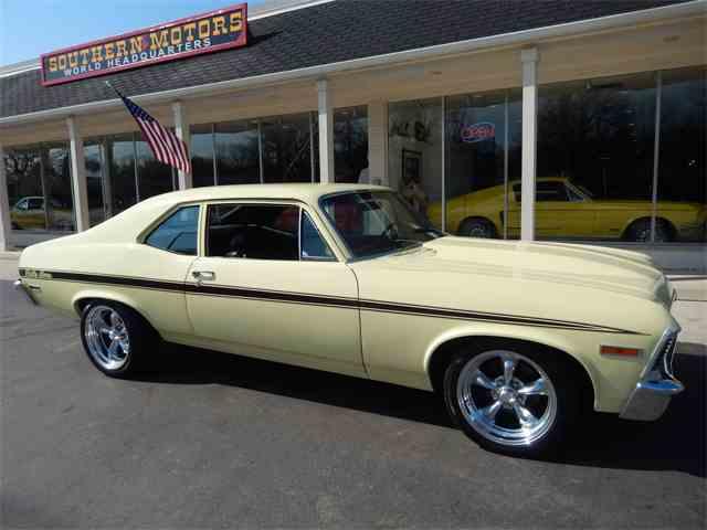 1972 Chevrolet Nova | 975516