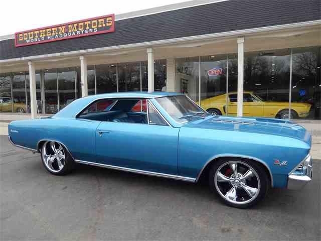 1966 Chevrolet Chevelle | 975517