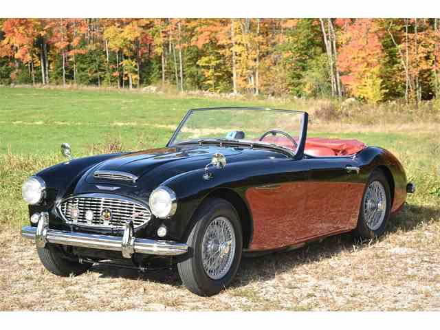 1958 Austin-Healey 100-6 | 975520
