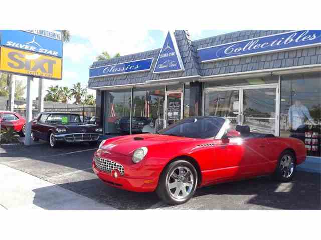 2002 Ford Thunderbird | 975543