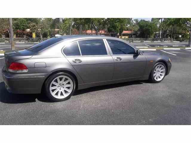 2004 BMW 7 Series | 975546