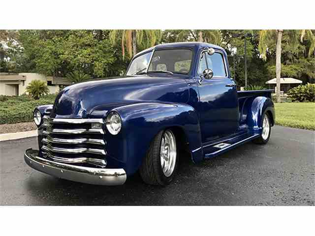 1952 Chevrolet 3100 Pickup Custom | 970555