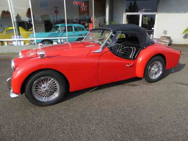 1959 Triumph TR3 | 975554