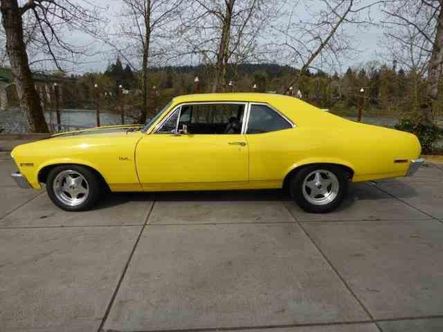 1972 Chevrolet Nova SS | 975575