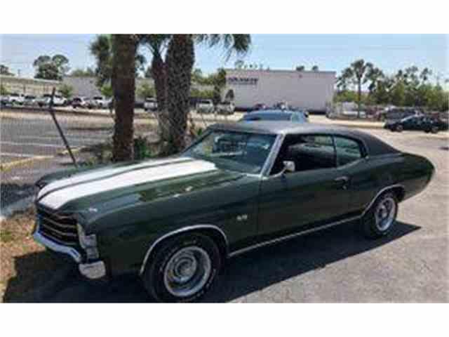 1971 Chevrolet Chevelle | 975578