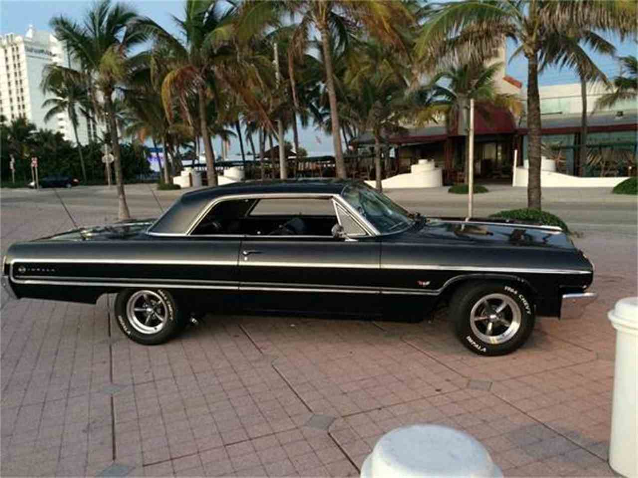1964 chevrolet impala ss for sale cc 975580. Black Bedroom Furniture Sets. Home Design Ideas