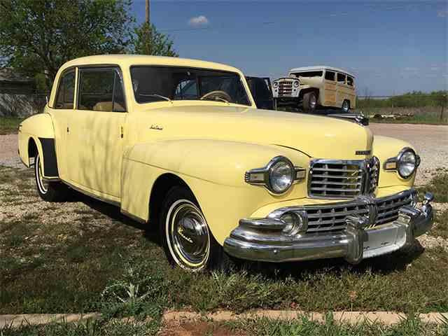 1948 Lincoln Continental | 975595
