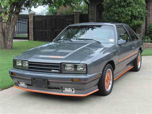1986 Mercury Capri Mclaren | 975597