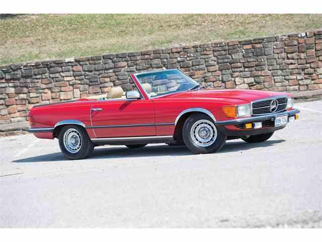 1984 Mercedes-Benz 500SL | 970056