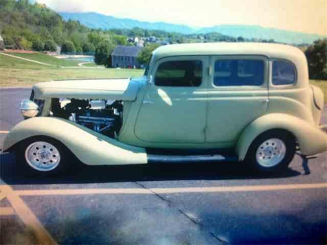 1935 Studebaker Dictator | 975605