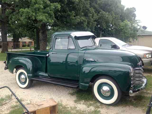 1953 Chevrolet 5-Window Pickup | 975606