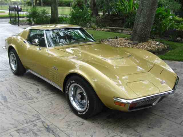 1972 Chevrolet Corvette | 975609