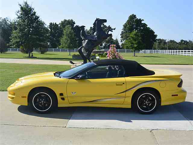 2002 Pontiac Firebird Trans Am | 975614