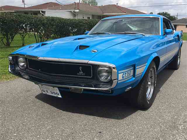 1969 Ford Shelby Fastback | 975619