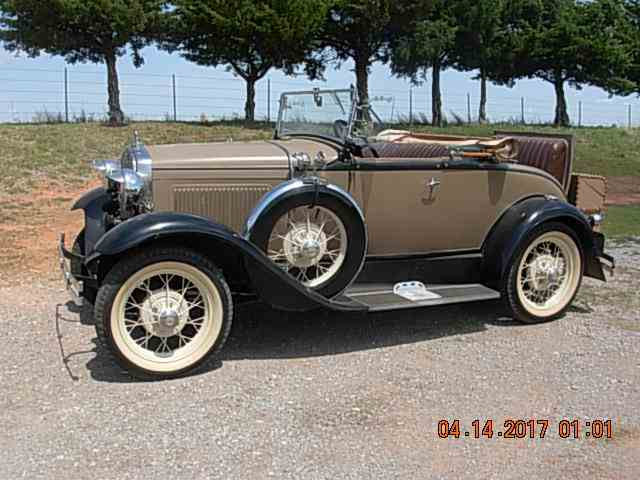 1930 Ford Model A | 975623
