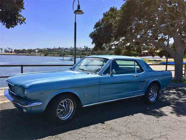 1966 Ford Mustang | 975628