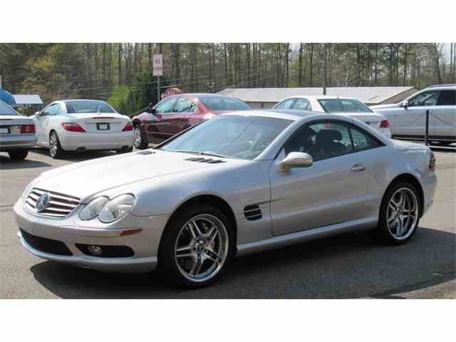 2003 Mercedes-Benz SL55 | 970563