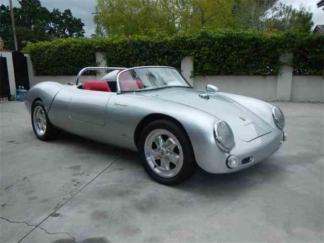 1955 Porsche Spyder | 975647