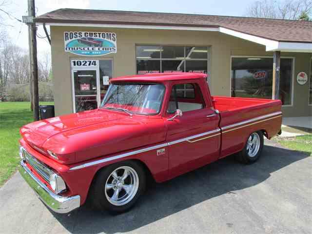 1966 Chevrolet C10 Short Box | 975652