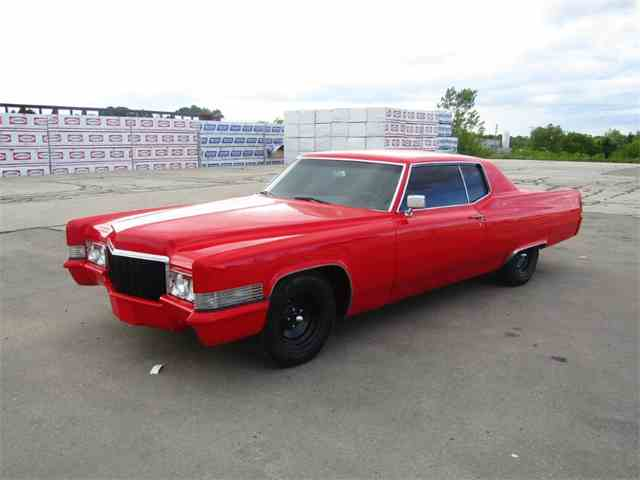 1970 Cadillac Coupe DeVille | 975656