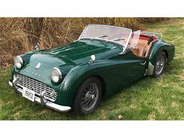 1958 Triumph TR3A | 975663