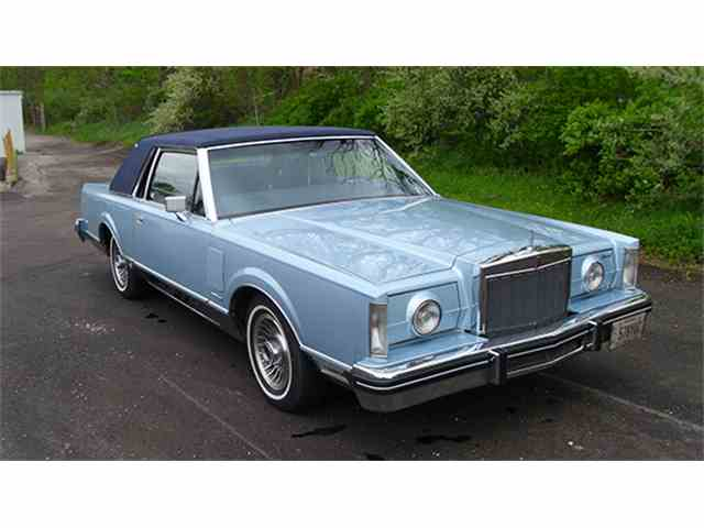 1981 Lincoln Continental Mark VI | 975665