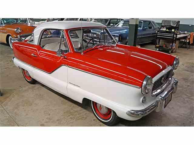 1959 AMC Metropolitan 1500 Coupe | 975668