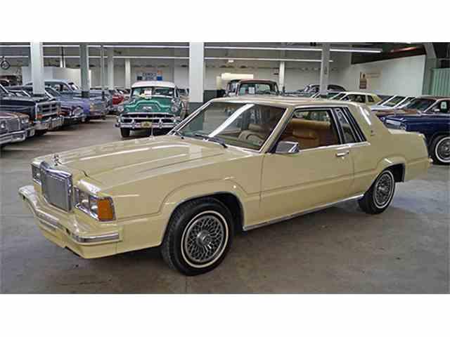 1980 Mercury Cougar XR7 | 975672