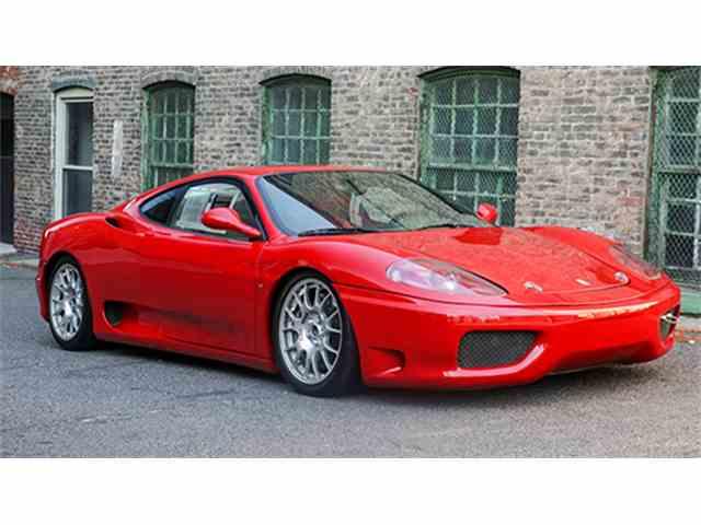 2000 Ferrari 360 Modena Challenge | 975676