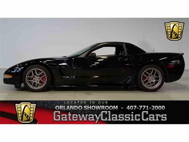 2001 Chevrolet Corvette | 975679