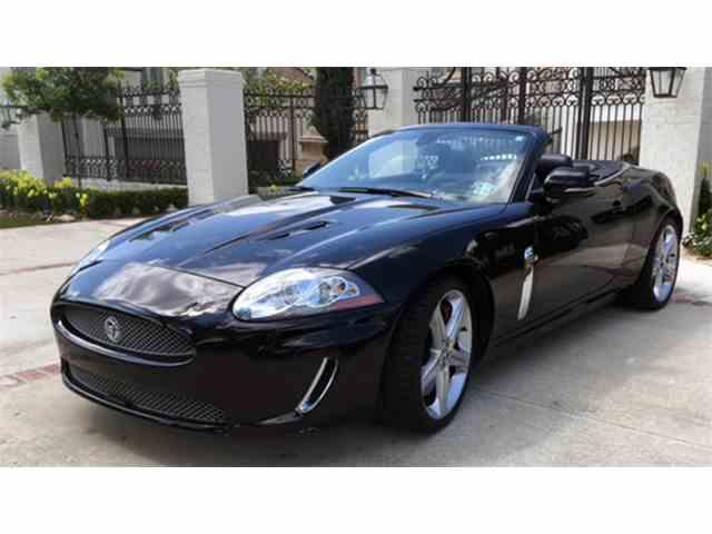 2011 Jaguar XK   970568